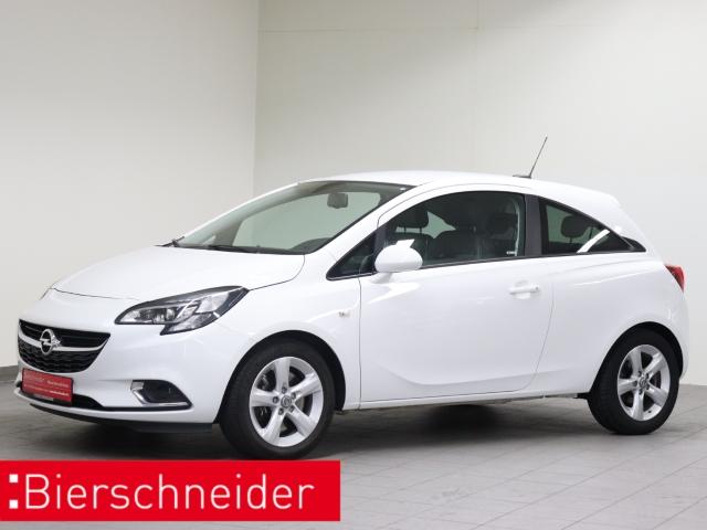 Opel Corsa E 1.4 Turbo Innovation S/S Temp. Xenon Intellilink, Jahr 2016, Benzin