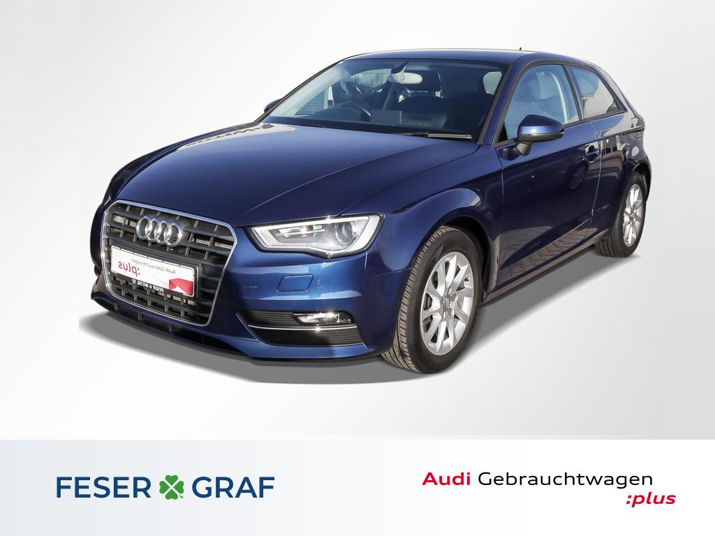 Audi A3 1.4 TFSI Xenon/Einparkhilfe/Sitzheizung/Sound, Jahr 2013, Benzin