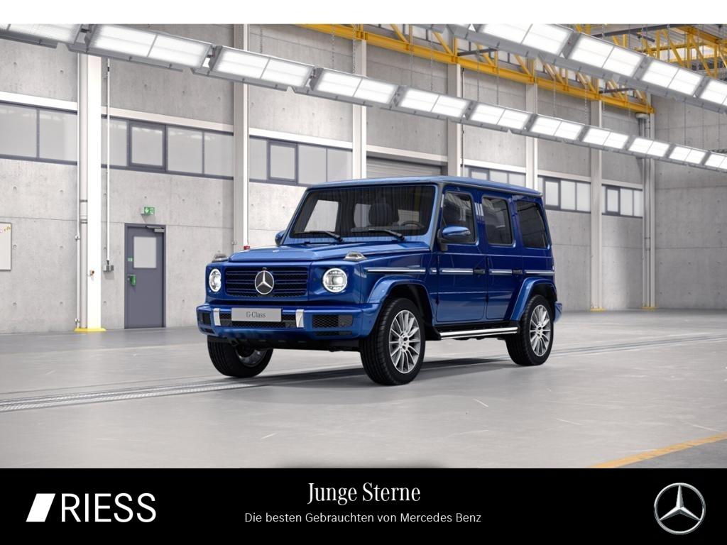 Mercedes-Benz G 350 d AMG Sport Schiebe Distr Kamera Wide AHK, Jahr 2020, Diesel