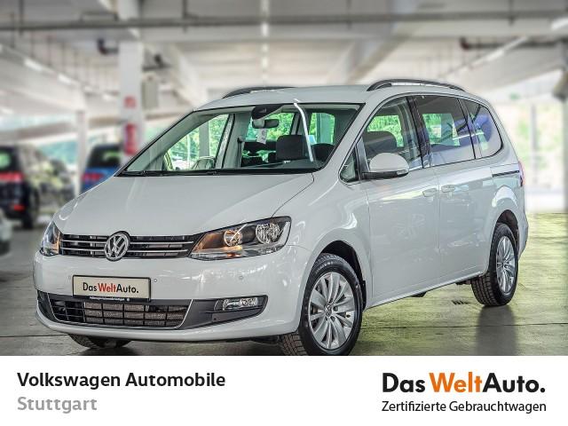 Volkswagen Sharan Comfortline 2.0 TDI DSG 7-Sitze Navi DAB SHZ, Jahr 2020, Diesel