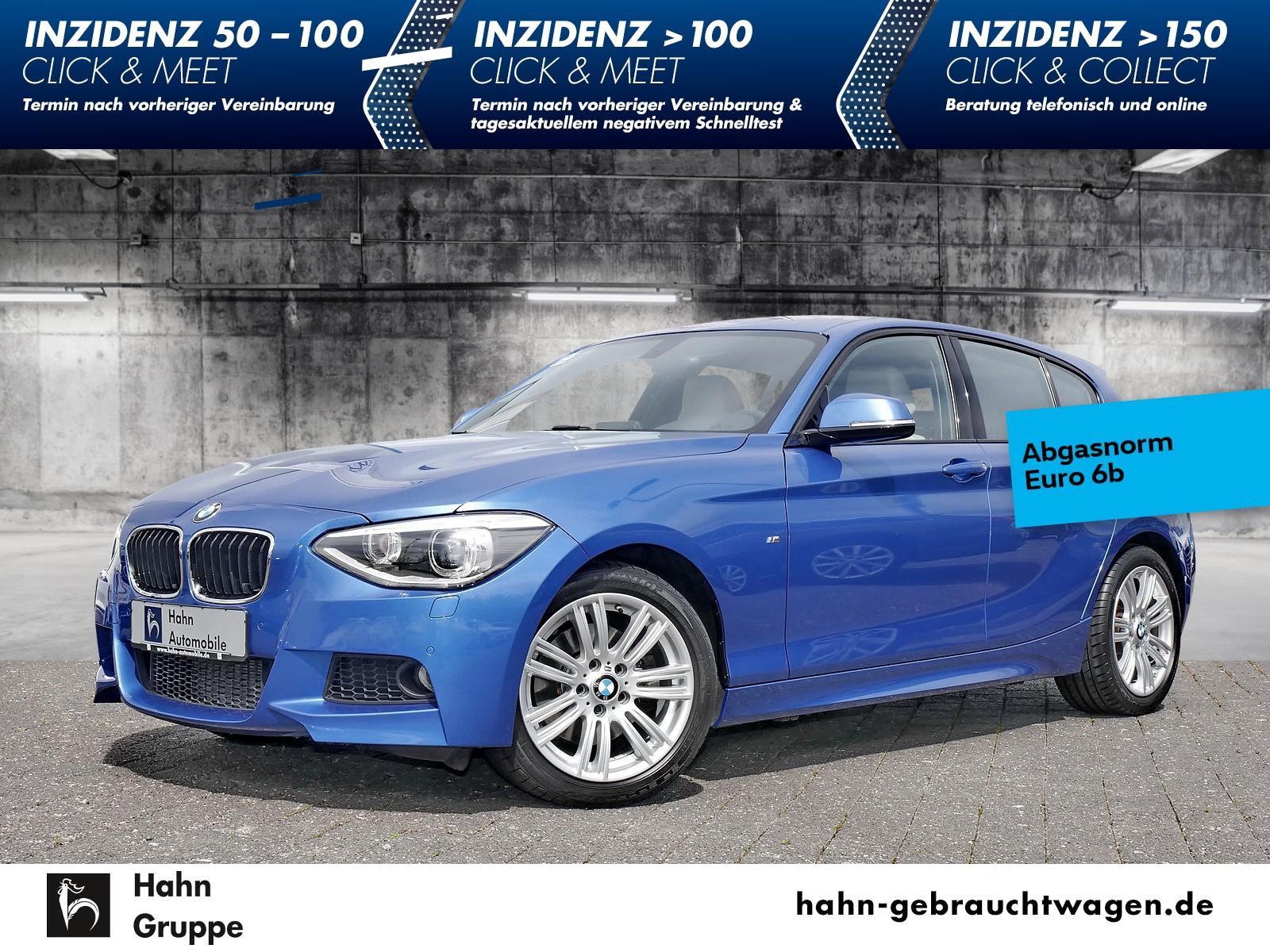 BMW 125i M-Paket Navi Xenon Leder Sitzheizung PDC, Jahr 2014, Benzin