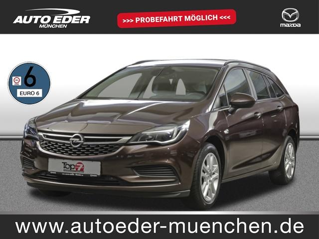 Opel Astra K 1.4 Turbo Edition StartStop Klimaautomatik, Jahr 2017, Benzin