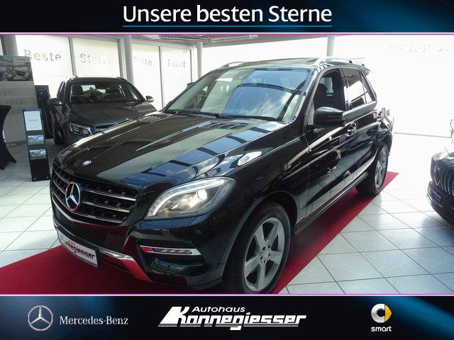 Mercedes-Benz ML 250 BLUETEC 4M*Comand*ILS*SHD*Kamera*AHK*EU6*, Jahr 2013, Diesel