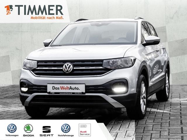 Volkswagen T-Cross 1,0TSI Life *SHZ *PDC *LM-FELGEN *BLIND-, Jahr 2020, Benzin