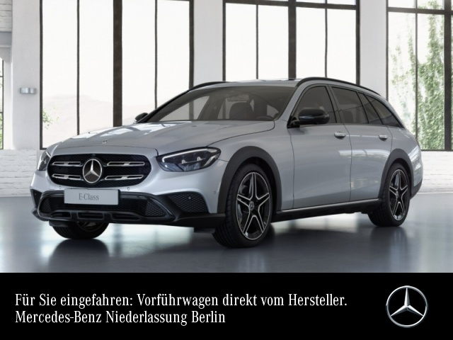 Mercedes-Benz E 200 T 4Matic All-Terrain, Jahr 2021, Benzin