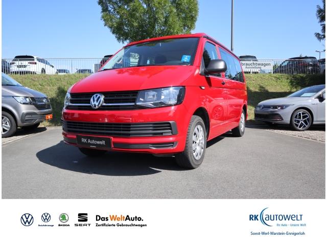 Volkswagen T6 California Beach 2.0 TDI RDC Klima USB MP3 ESP, Jahr 2018, Diesel