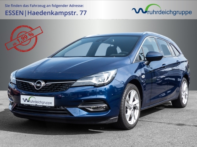Opel Astra K ST Elegance 1.2 LED KLIMAAUTO NAVI PDC, Jahr 2020, Benzin