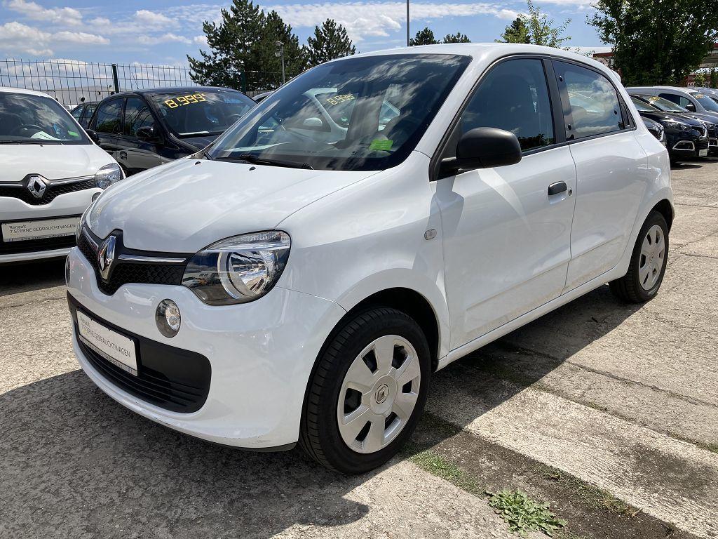 Renault Twingo 1.0 SCe 70 Life 1. Hand, Jahr 2017, Benzin