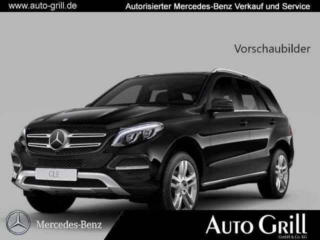 Mercedes-Benz GLE 350 d 4M Airmatic AHK Distr ILS Panoda 360, Jahr 2016, Diesel