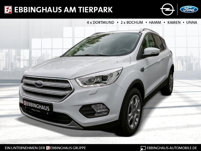 Ford Kuga Cool&Connect 1.5 TDCi, Jahr 2018, Diesel