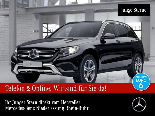 Mercedes-Benz GLC 350 e 4M Fahrass Pano Distr. AHK Kamera Navi, Jahr 2017, Hybrid