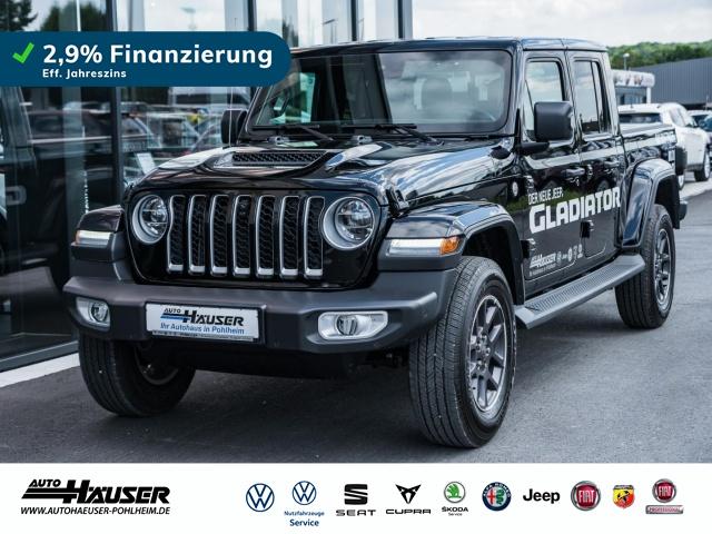 Jeep Gladiator 3.0 V6 MultiJet 4x4 AT8 OVERLAND Navi, Jahr 2021, Diesel