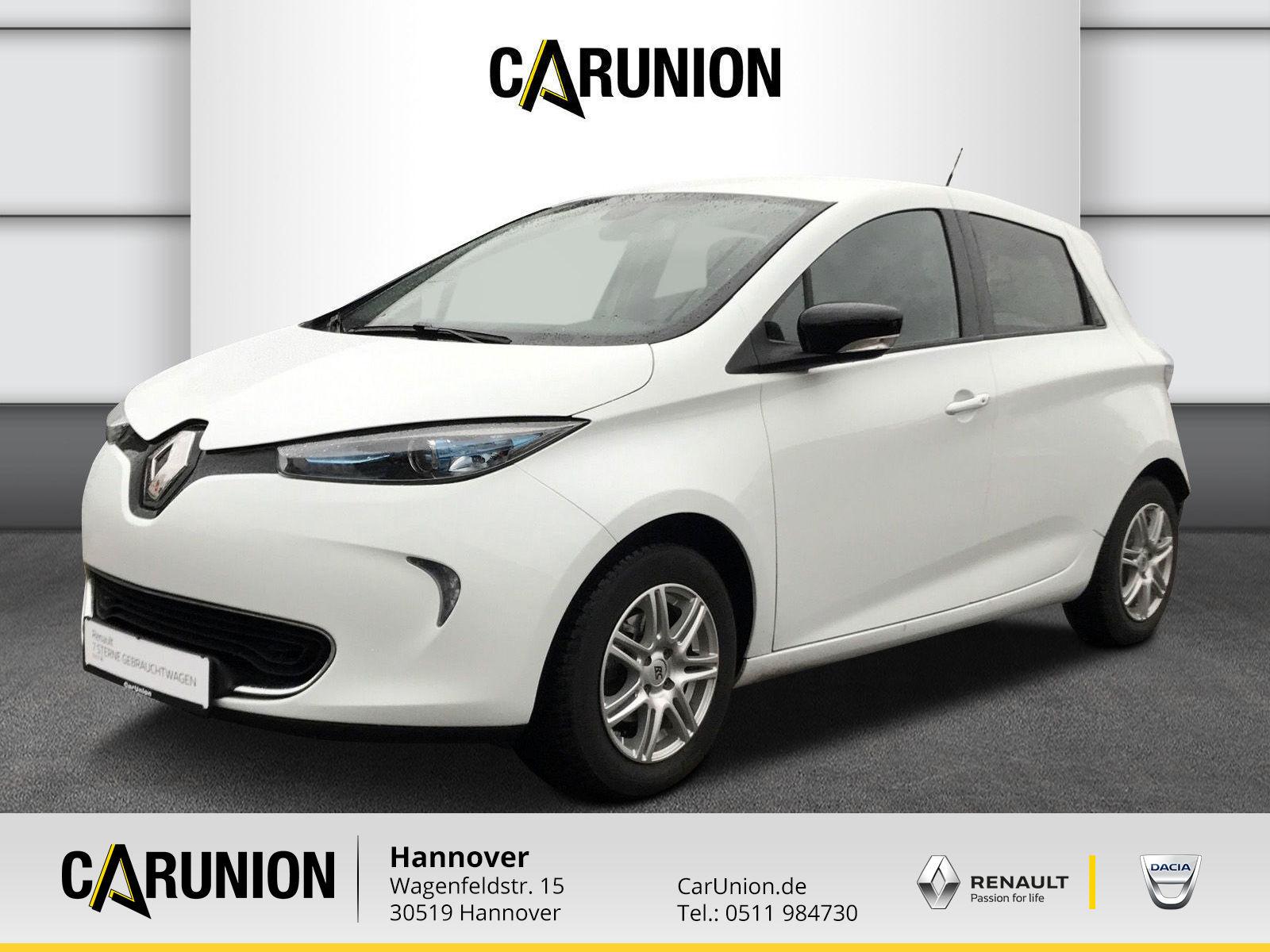 Renault ZOE INTENS zzgl.Batteriemiete, Jahr 2018, Elektro