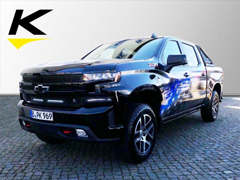 Chevrolet Silverado 5.3 V8 Trail Boss Werksgarantie LPG, Jahr 2019, Benzin
