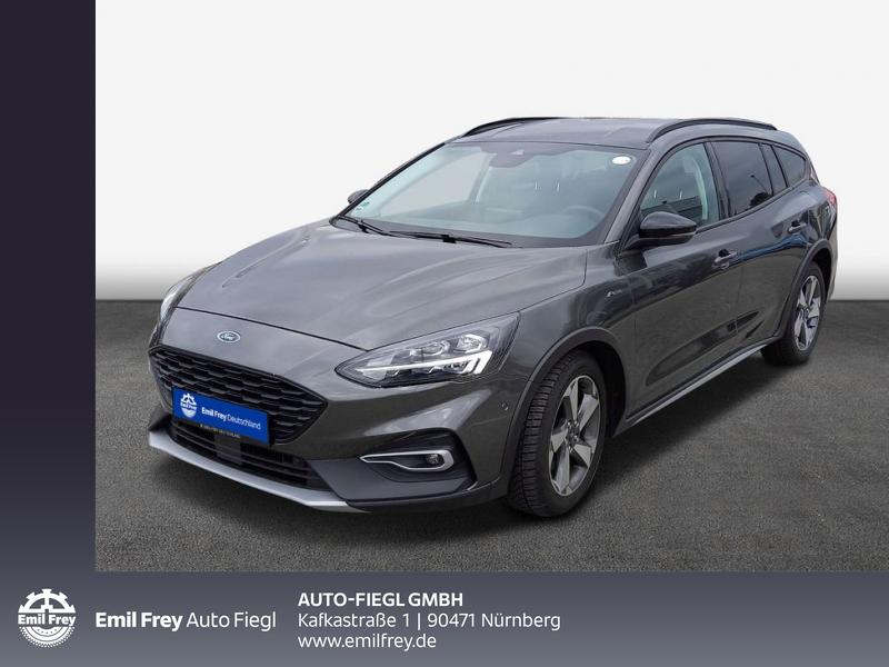Ford Focus Turnier 2.0 EcoBlue Start-Stopp-System Aut. ACTIVE, Jahr 2019, Diesel