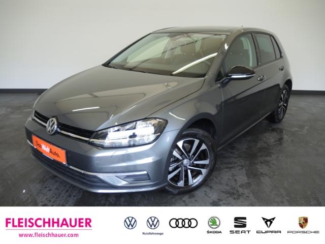 Volkswagen Golf VII IQ.DRIVE 1.5 TSI BMT EU6d-T, Jahr 2019, Benzin