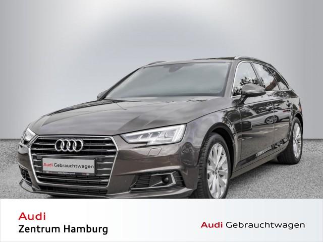Audi A4 Avant 2.0 TFSI design ultra S tronic LEDER MATRIX-LED, Jahr 2018, Benzin