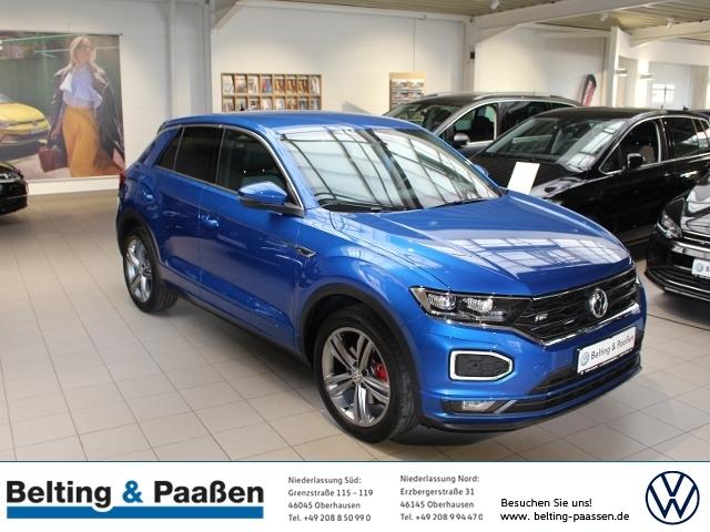 Volkswagen T-Roc 1.5 TSI DSG Sport R-Line KLIMA LED NAVI AL, Jahr 2020, Benzin