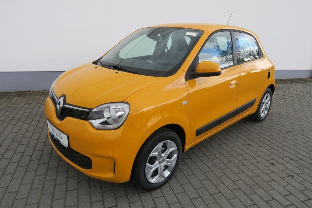 Renault Twingo SCe 65 LIMITED + Easy-Link-Paket, Jahr 2021, Benzin
