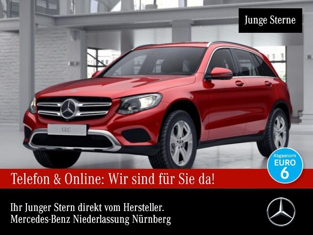 Mercedes-Benz GLC 350 d 4M Exclusive Fahrass 360° Stdhzg Distr., Jahr 2018, Diesel