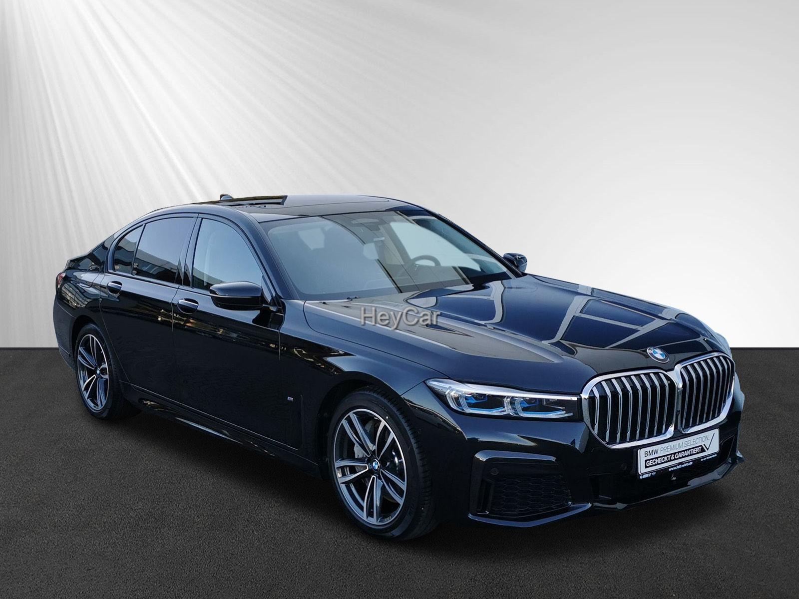 BMW 745e TV+Massage Leas. ab 1.055,- br. o. Anz., Jahr 2019, Hybrid