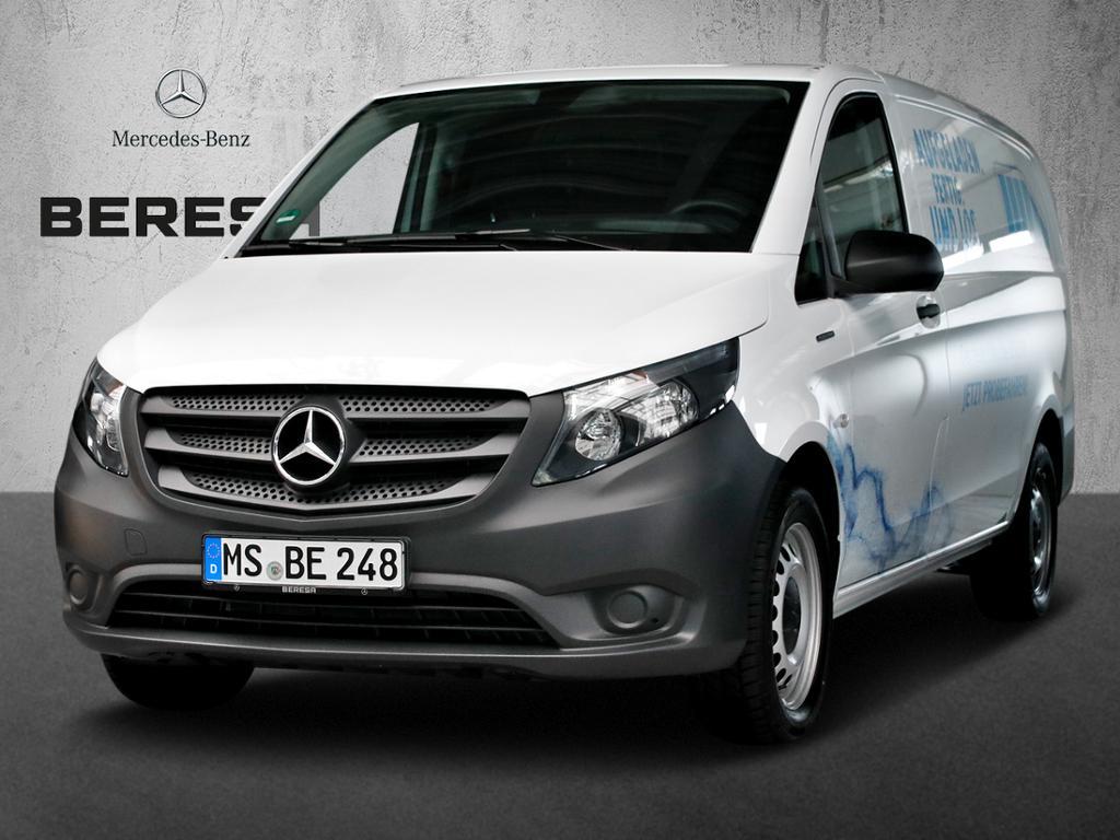 Mercedes-Benz eVito Kasten lang Klima Kamera Sitzheizung, Jahr 2019, Elektro