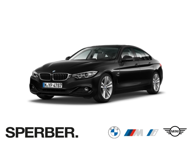 BMW 420 Gran Coupe d,Keyless,AHK,Pamno,SHZ,PDC,HUD,Regensensor,Tempomat,Klimaaut.,uvm., Jahr 2015, Diesel