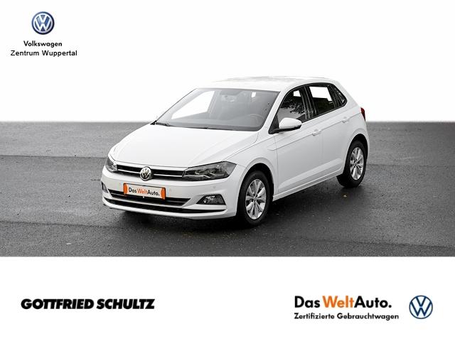 Volkswagen Polo 1 6 TDI Highline SHZ PDC APP CONNECT KLIMA, Jahr 2019, Diesel