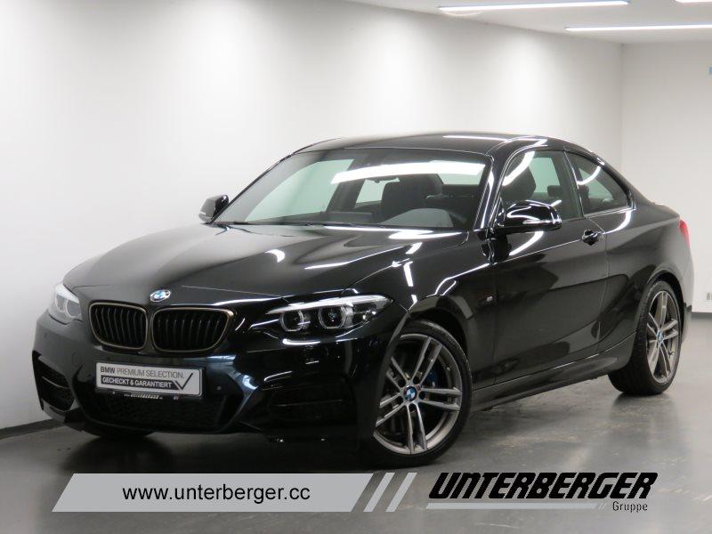 BMW M240i Coupé WLAN Navi Prof. Tempomat Klimaaut., Jahr 2019, Benzin