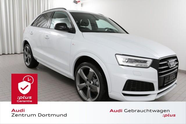 Audi Q3 1.4TFSI 3xS line/Navi+/LED/Pano/Bose, Jahr 2018, Benzin