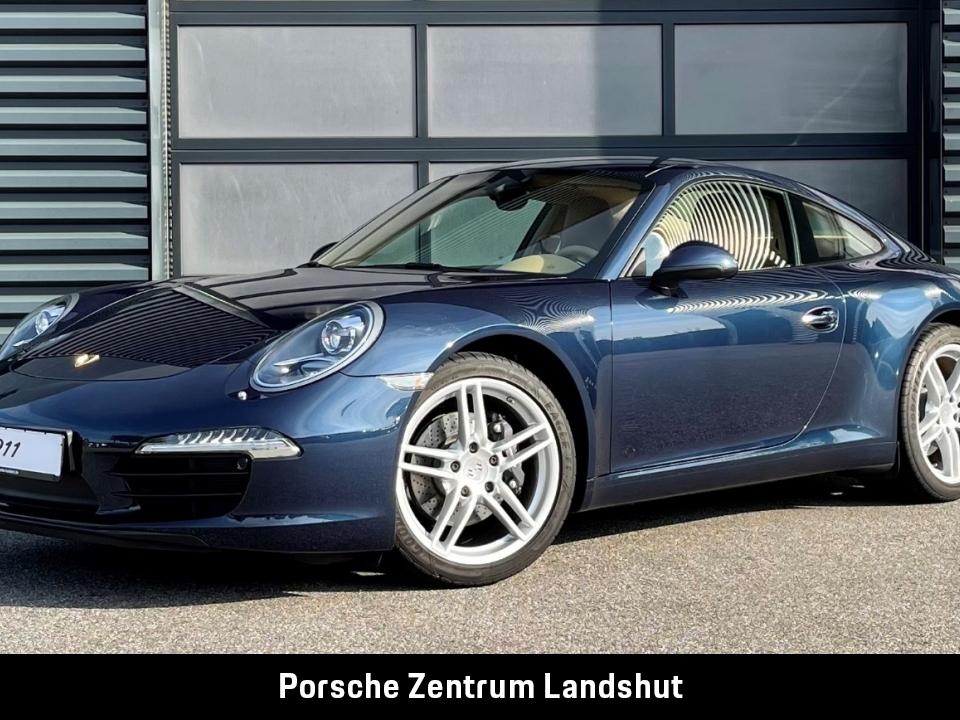 Porsche 991 (911) Carrera | Vollelektrische Sportsitze |, Jahr 2015, Benzin