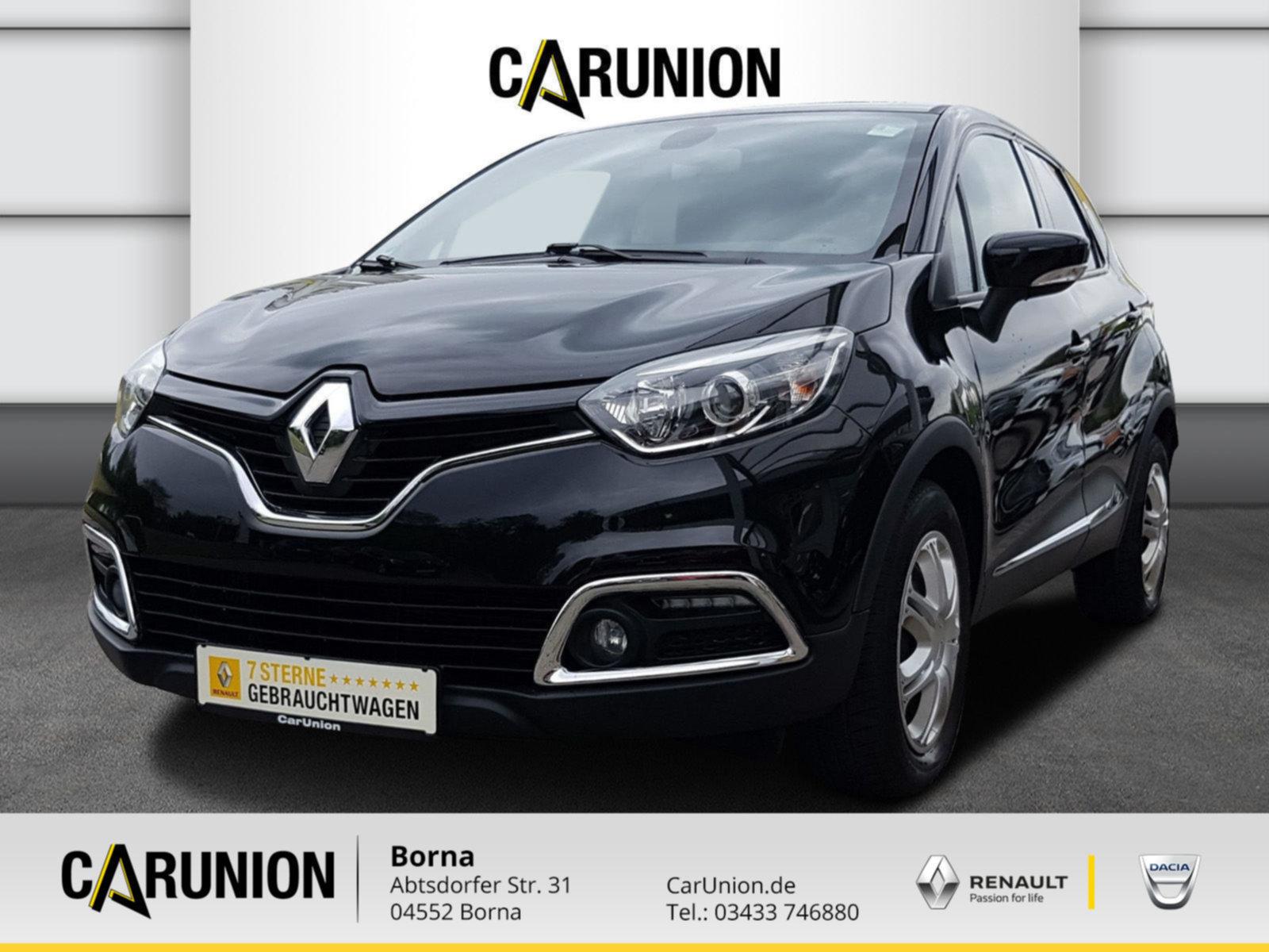 Renault Captur 120 EDC, Dynamic, Klimaautomatik, PDC,, Jahr 2014, Benzin
