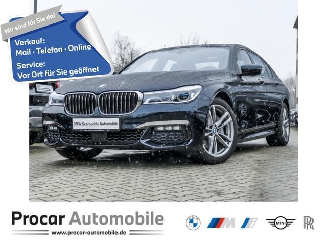 BMW 730d xDrive M Sportpaket Innovationsp.Fin ab1,0%, Jahr 2016, Diesel