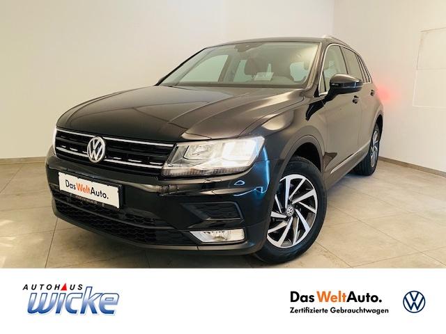 Volkswagen Tiguan 2.0 TSI DSG 4Motion SOUND ACC AHK HUD, Jahr 2017, Benzin