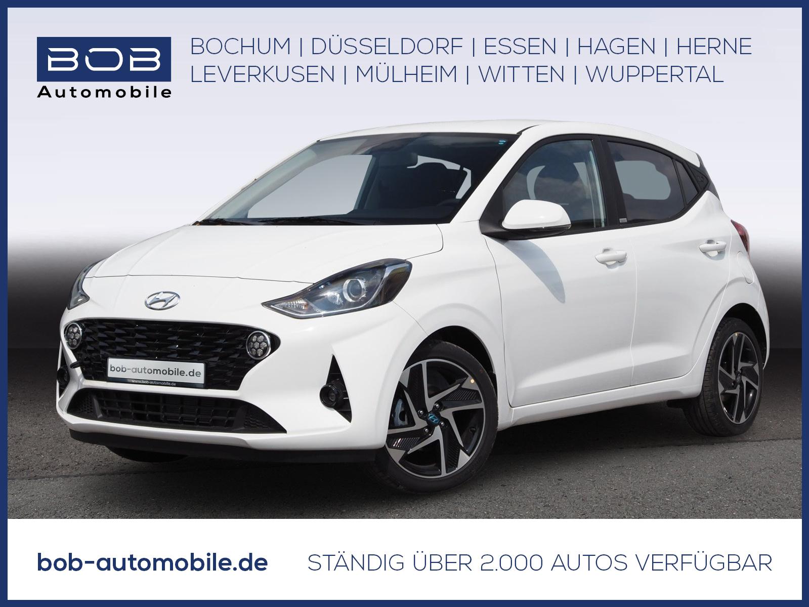 "Hyundai i10 1.2 Benzin Style NaviP. 16""Alu Kamera SHZ, Jahr 2020, petrol"