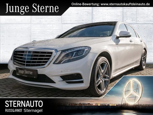 Mercedes-Benz S 350 d 4M AMG Sitzklima Pano Sound Memory 360, Jahr 2015, diesel