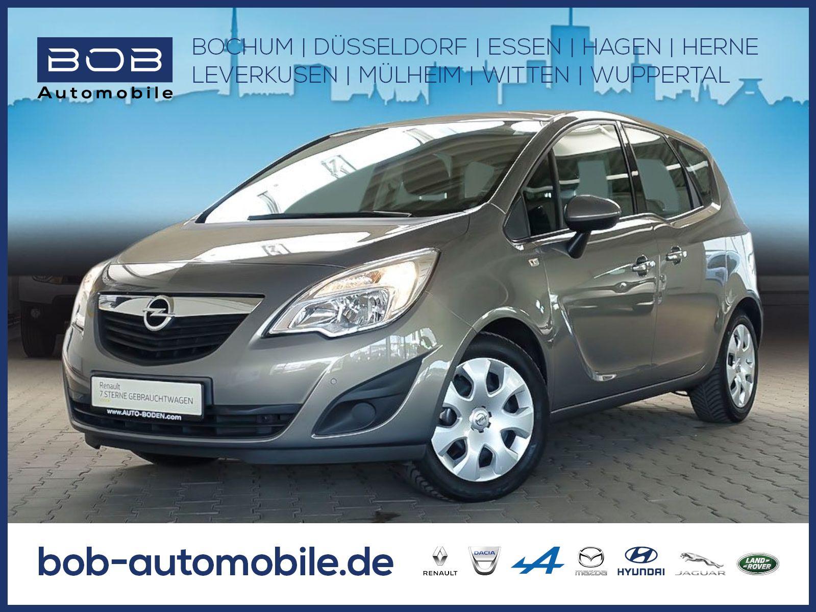 Opel Meriva 1.4 Selection PDC KLIMA ZV SERVO AUX eFH, Jahr 2013, Benzin