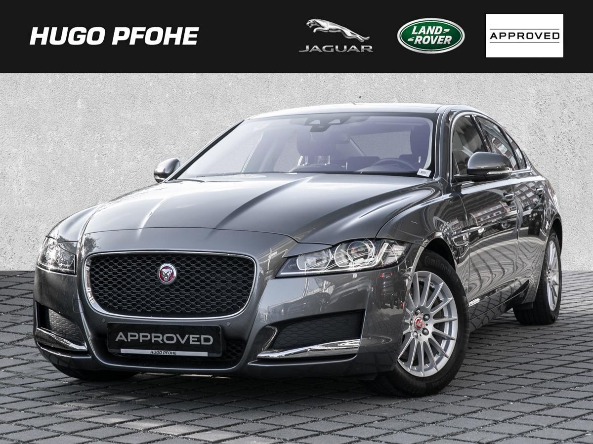 Jaguar XF Pure E-Performance 120 kW, Jahr 2017, Diesel