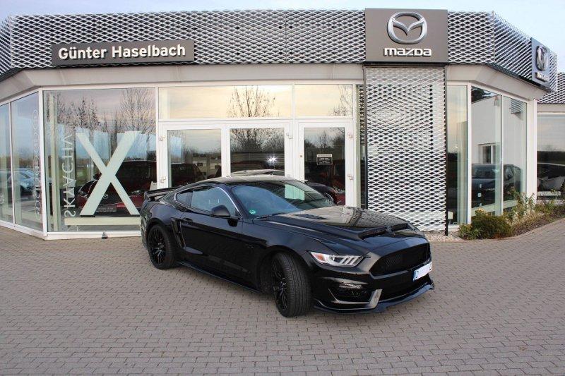 Ford Mustang 5.0V8 Aut GT Cervini-Bodykit 20Zoll Sportauspuff, Jahr 2017, Benzin