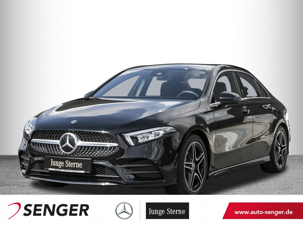 Mercedes-Benz A 200 Limousine*AMG*Display digital*Ambiente*LED, Jahr 2020, Benzin