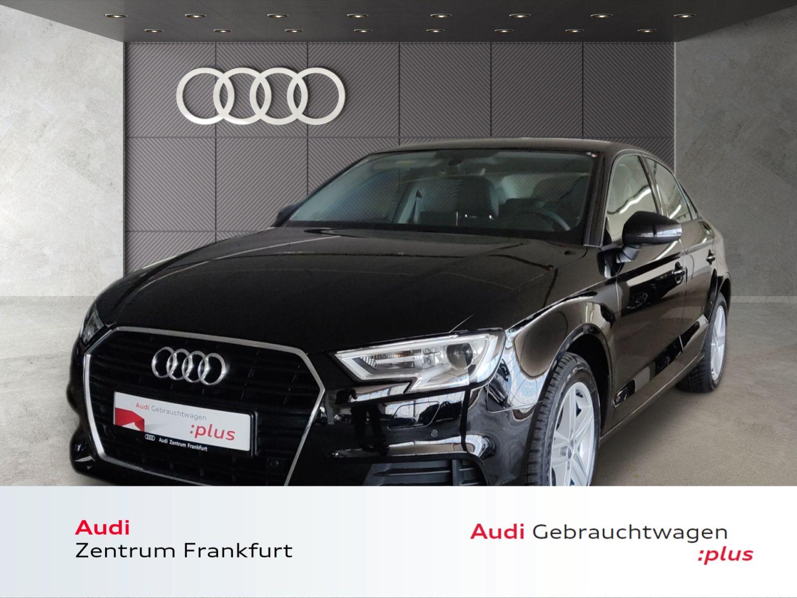 Audi A3 Limousine 1.0 TFSI S tronic Navi Xenon PDC Sitzheizung, Jahr 2019, Benzin