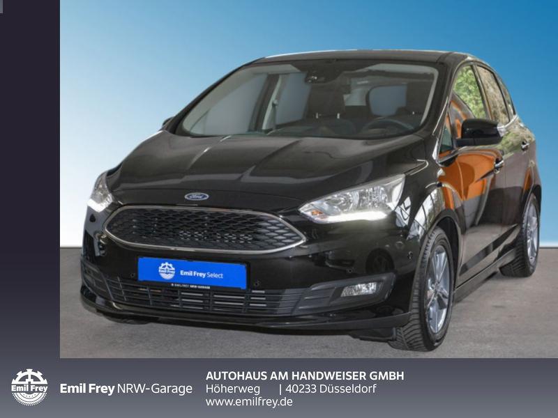 Ford C-Max 1.0 EcoBoost COOL&CONNECT,Technologie Paket, Rückfahrkamera, Jahr 2019, Benzin