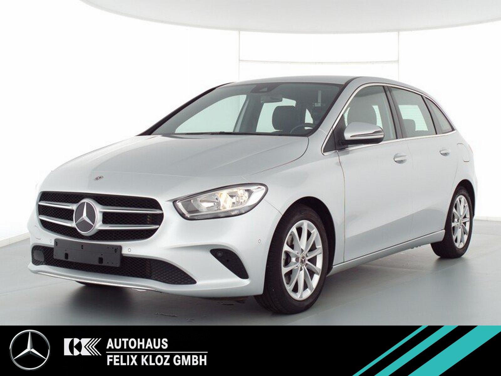 Mercedes-Benz B 180 Progressive*Navi-Premium*MBUX*Sitzheizung*, Jahr 2019, Benzin