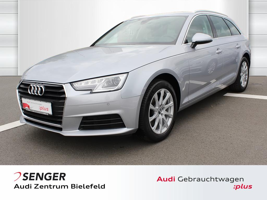 Audi A4 Avant 2.0 TDI NAVI+ PDC+ GRA S-Tronic Xenon, Jahr 2018, Diesel