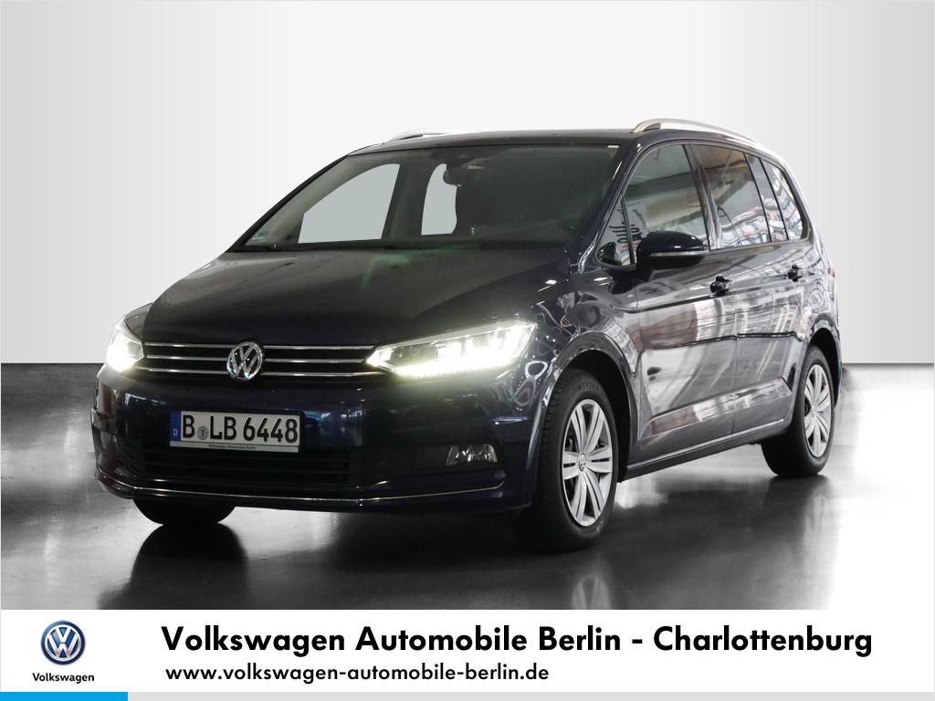 Volkswagen Touran 2.0 TDI Join BMT, Jahr 2018, Diesel