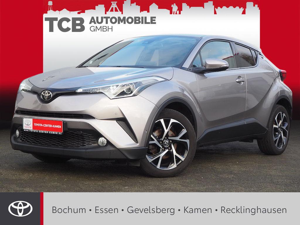 Toyota C-HR Lounge 5-Türer 1,2-l-Turbo, Start-/Stop-Au, Jahr 2017, Benzin