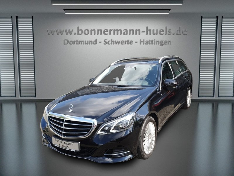 Mercedes-Benz E 400 3.5 4MATIC Automatik *Leder*LED*Navi*, Jahr 2014, Benzin