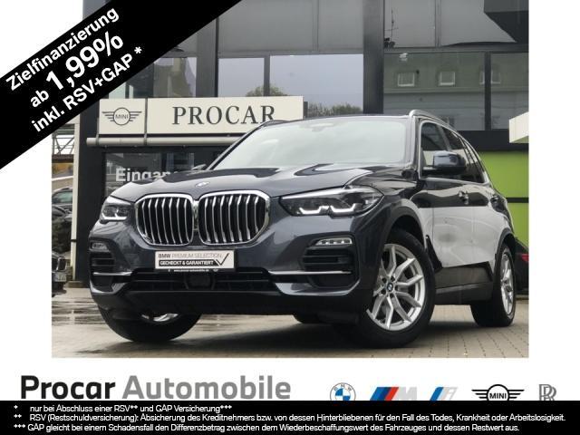 BMW X5 xDrive30d Navi Prof.HuD DA+PA Pano HiFi AHK, Jahr 2019, Diesel