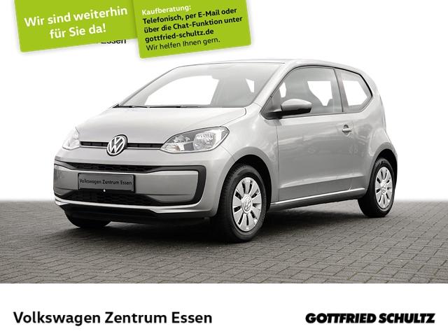 Volkswagen up! Move 1.0 Navi Bluetooth Klima Isofix, Jahr 2017, Benzin