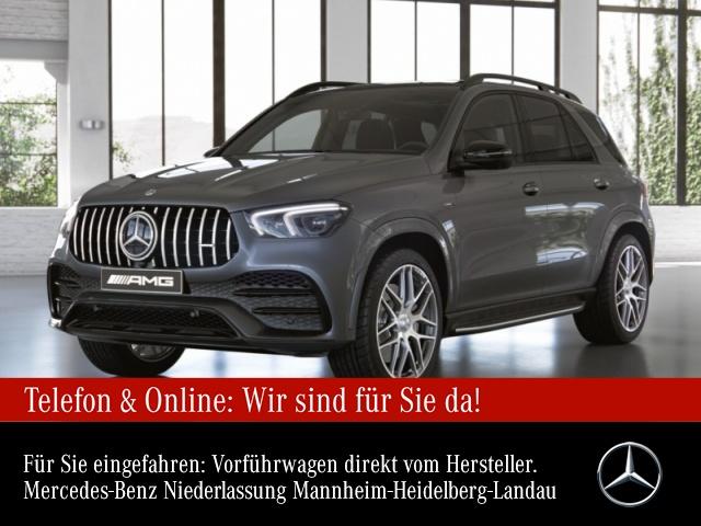 Mercedes-Benz GLE 53 4MATIC Sportpaket Bluetooth Navi LED Klima, Jahr 2021, Benzin